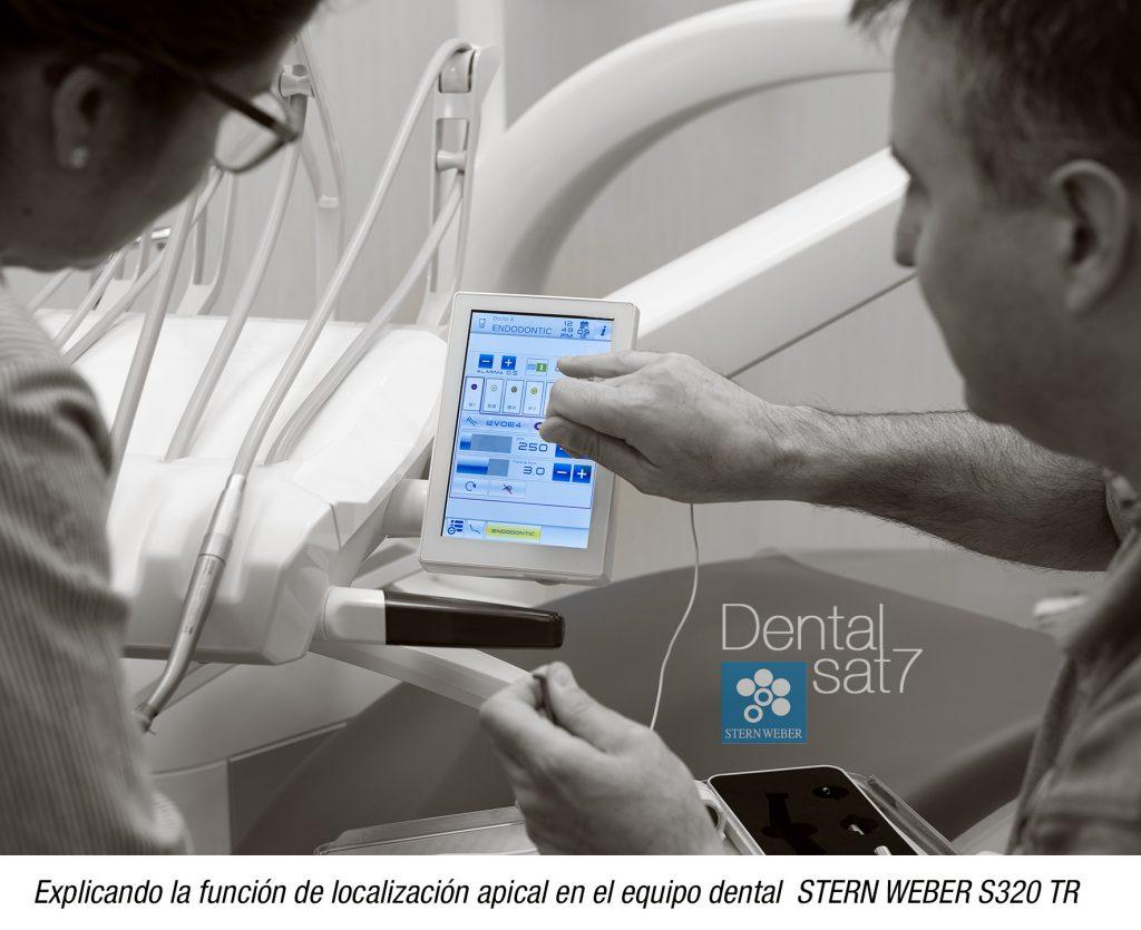 Formación en clínica impartida por dentalsat7, depósito dental en Canarias