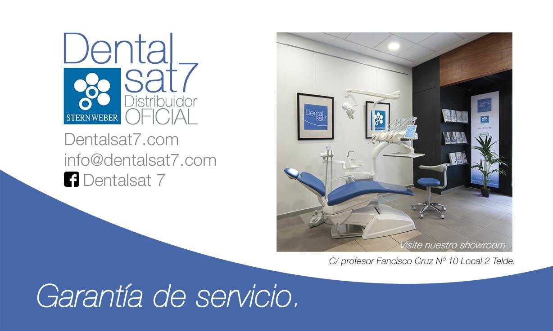 Dentalsat7, depósito dental en Canarias.